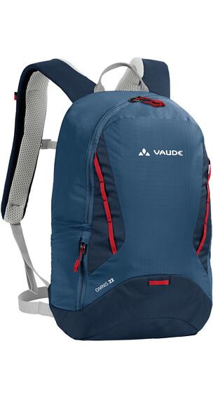 VAUDE Omnis 22 Backpack fjord blue